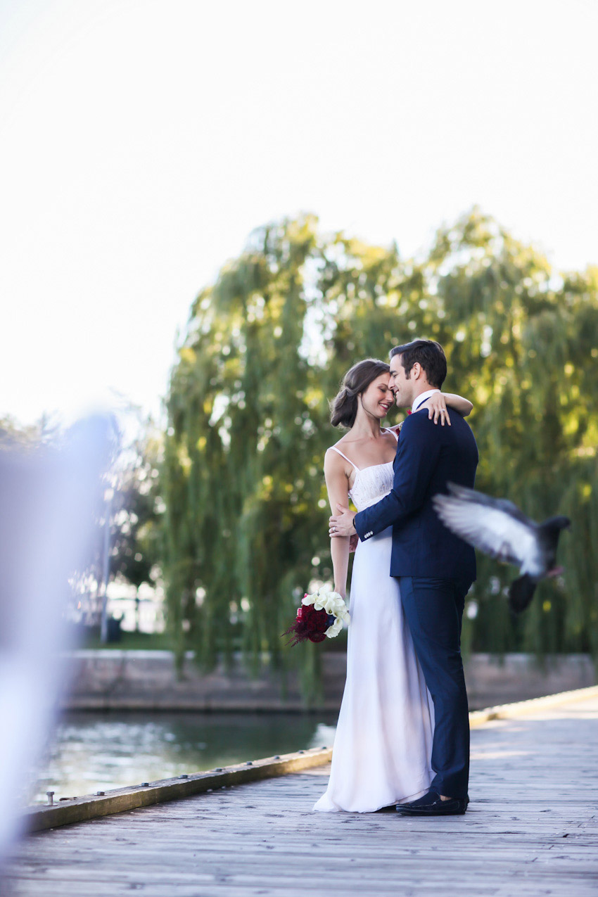 Royal Nautica Theme Wedding With Miguel And Paulina