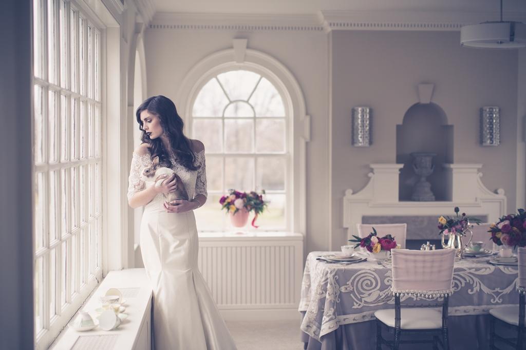 wedding photos at Sunnybrook estate