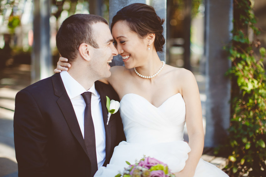 Sassafraz toronto wedding