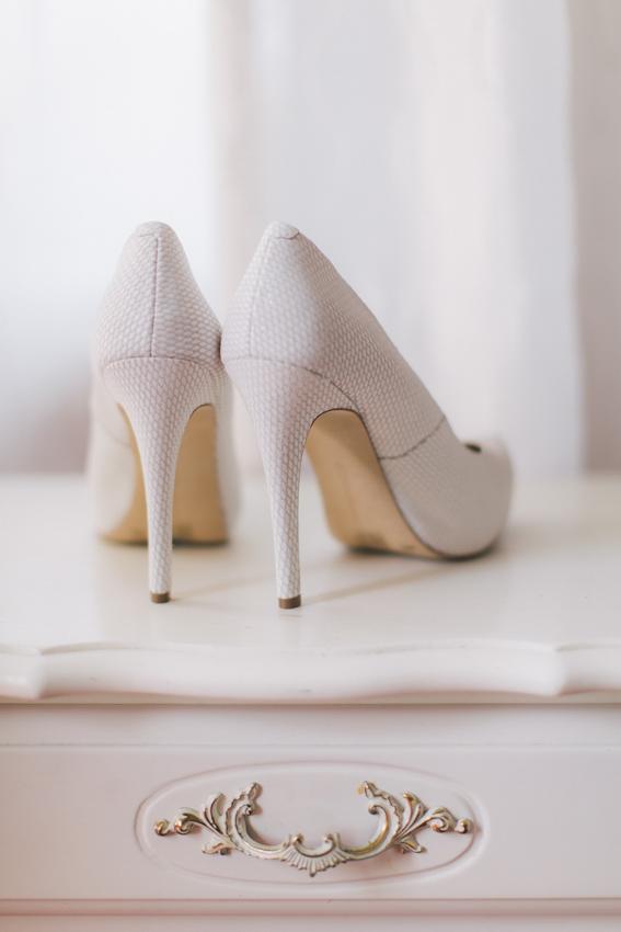 One Half Brides Wedding Shoes