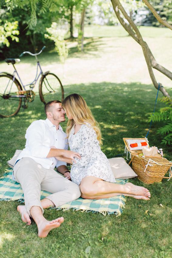 picnic engagement ideas