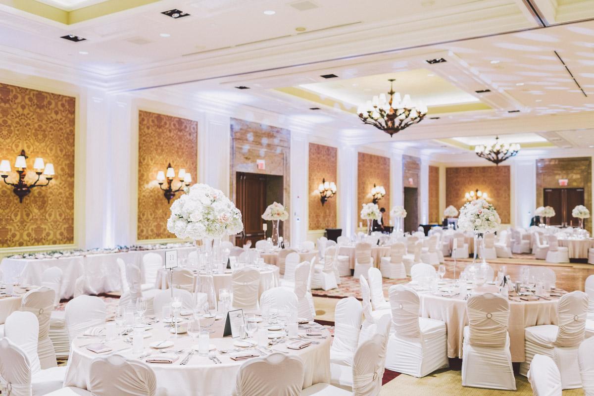 jw marriott banquet hall