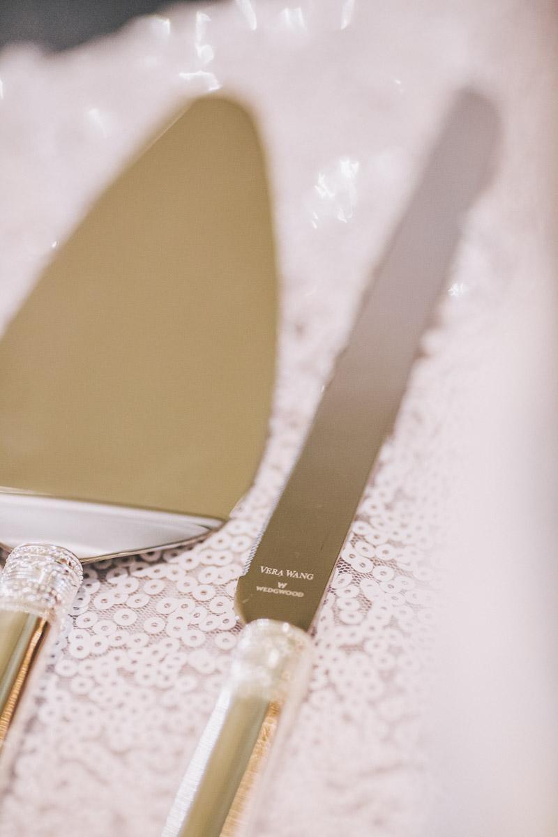 wedding cake knife