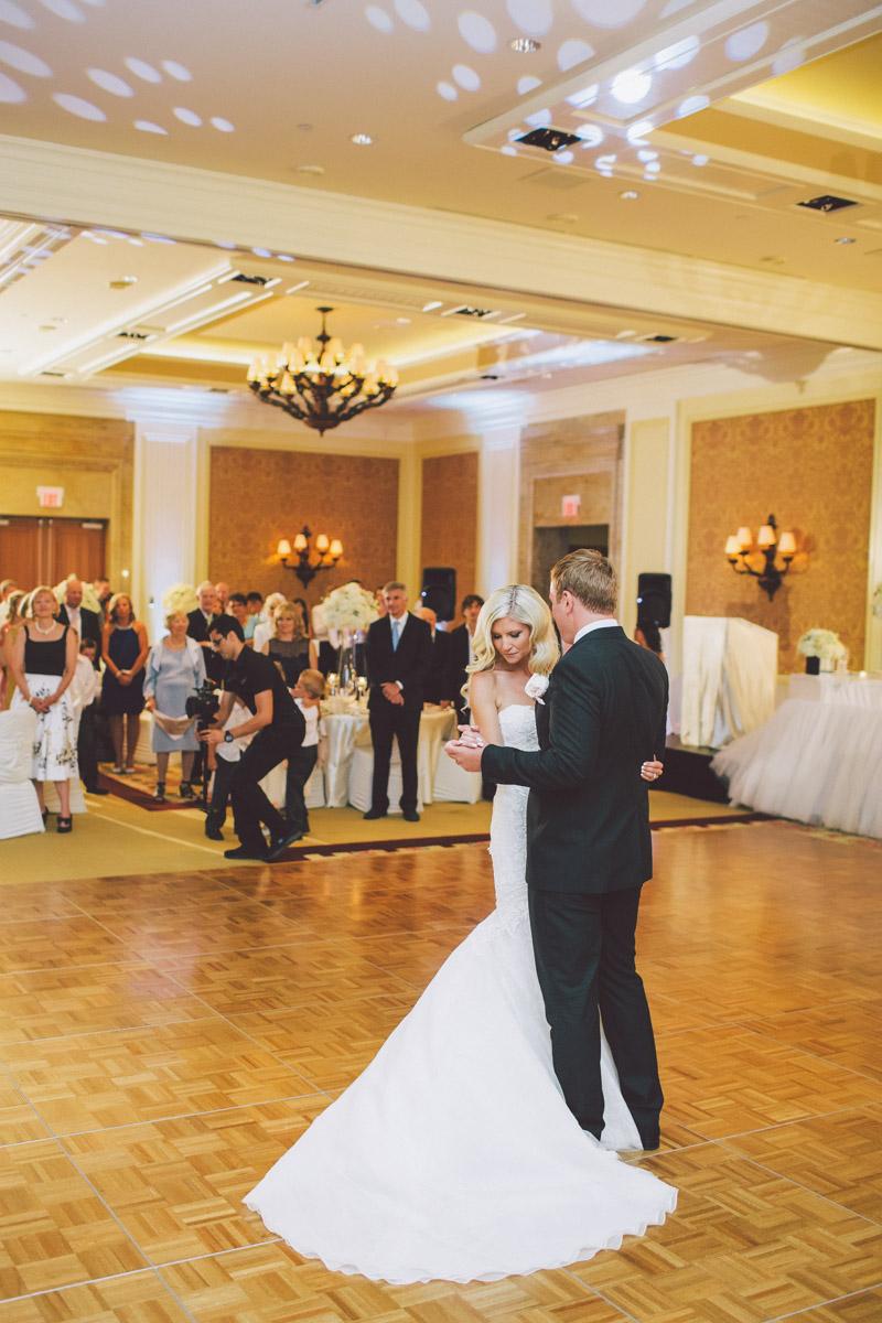 jw marriott first dance