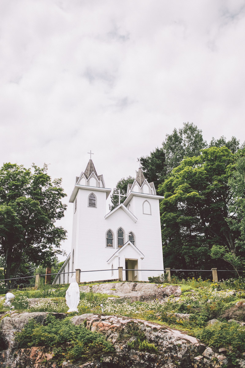 cool looking chapel