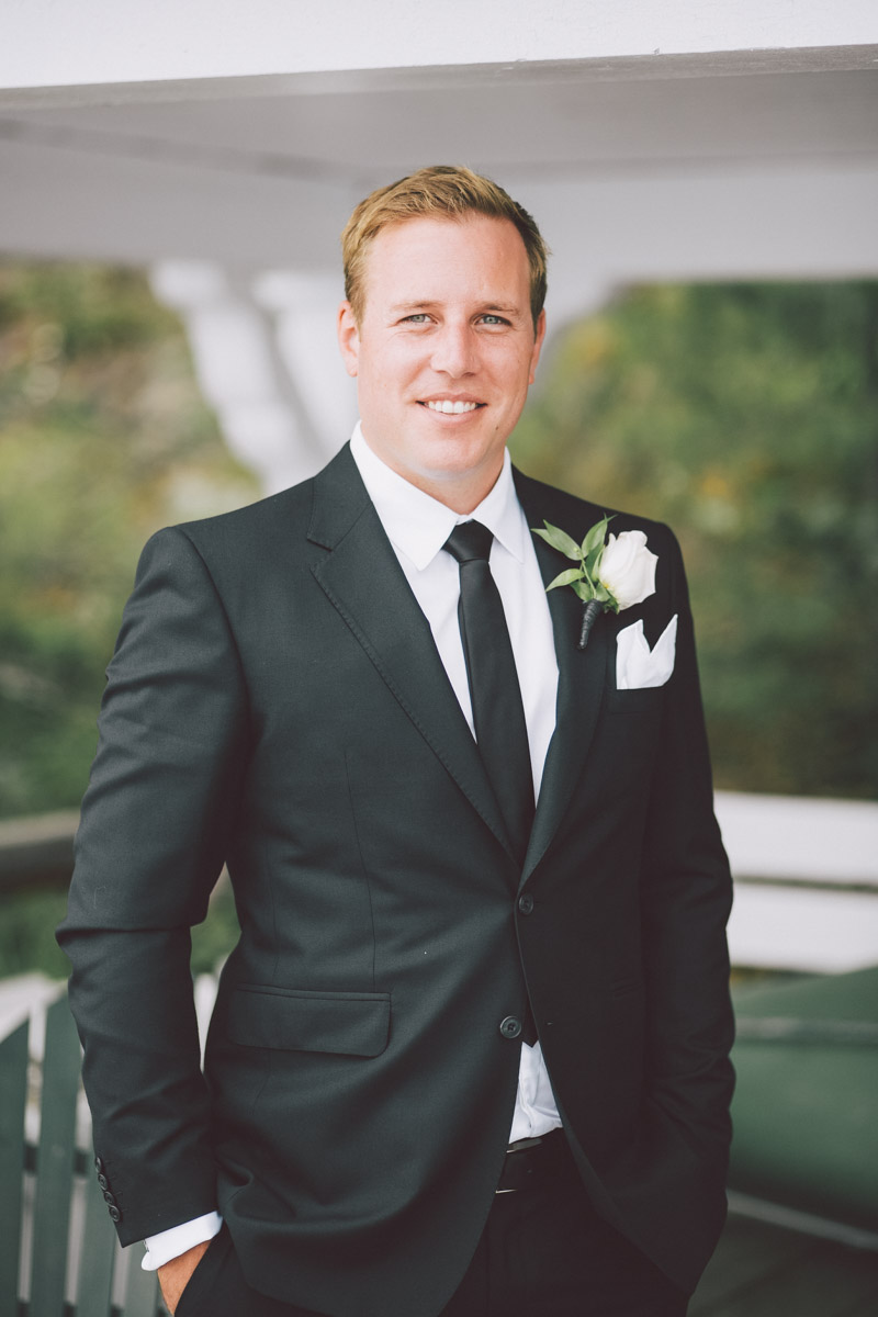 wedding photos at the Lake Rousseau