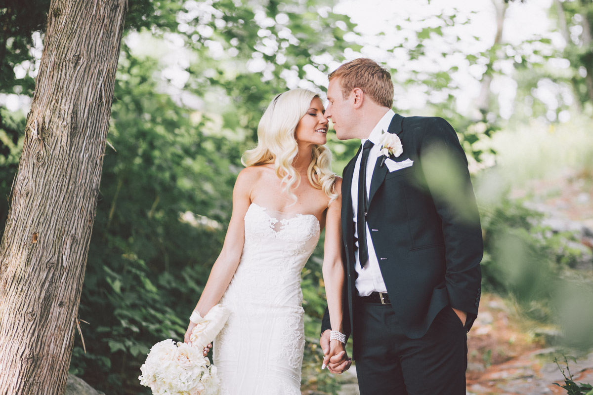 muskoka wedding photos