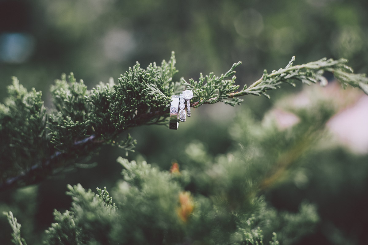 uskoka wedding rings
