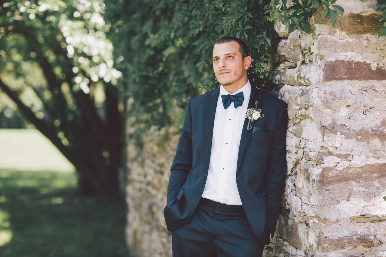 Alessia and Luca wedding