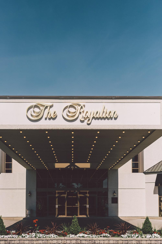 Royalton reception venue