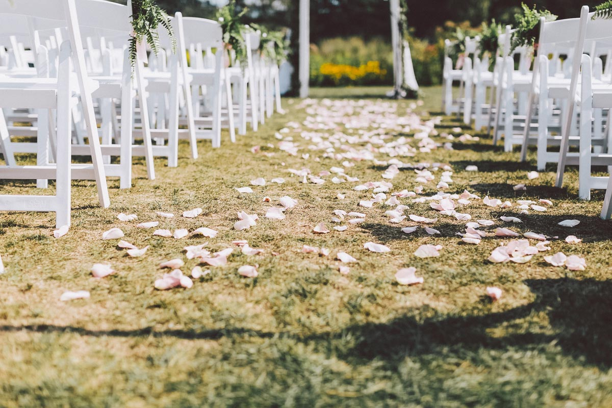 outdoor wedding venues ontario