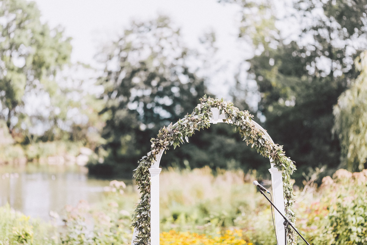 outdoor wedding venue ontario