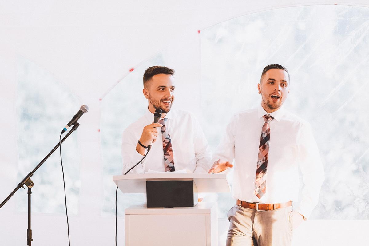 groomsmen's speech