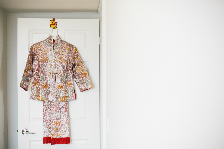 chinese wedding traditional dress