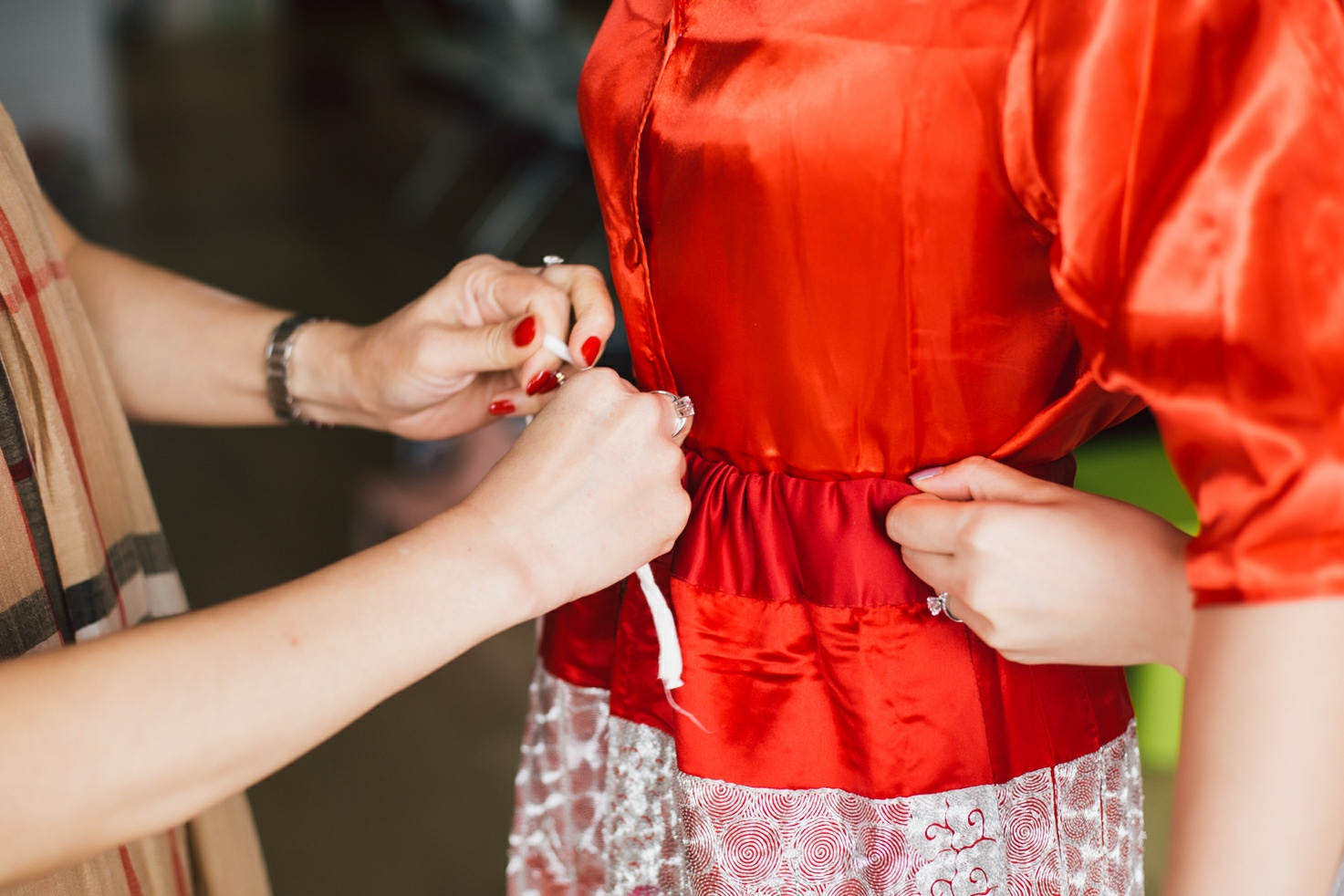 chinese wedding dress traditions