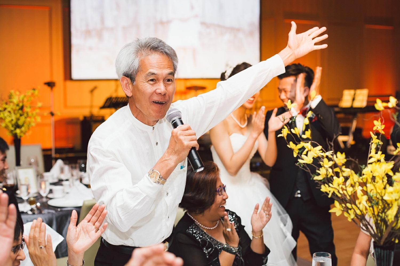 shangri la toronto wedding reception