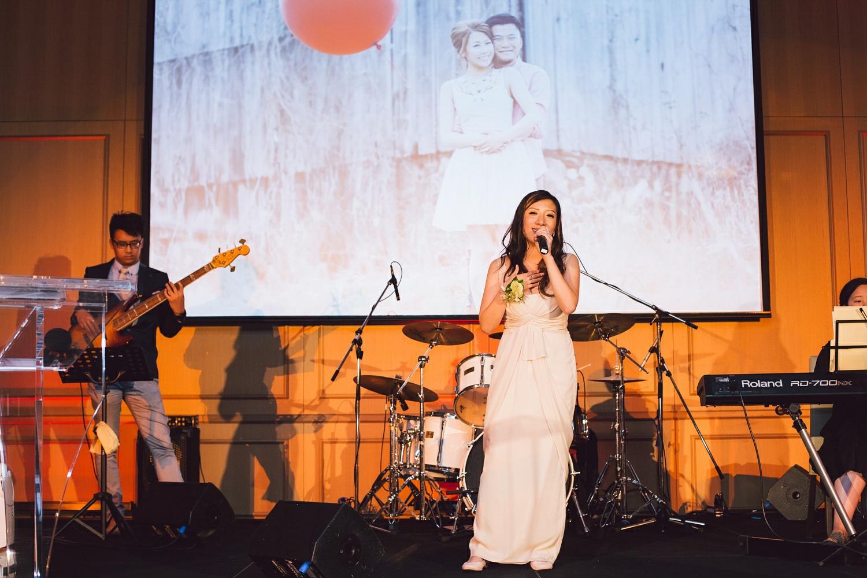 wedding singer toronto