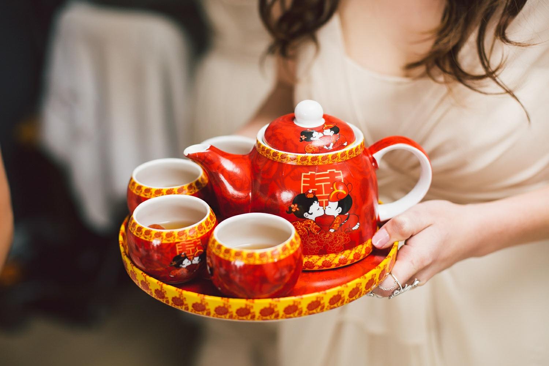 modern chinese tea ceremony