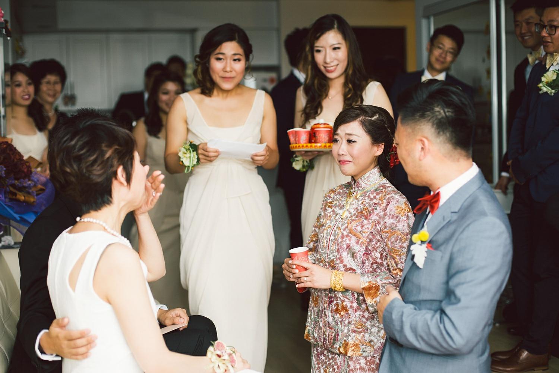 chinese tea wedding ceremony