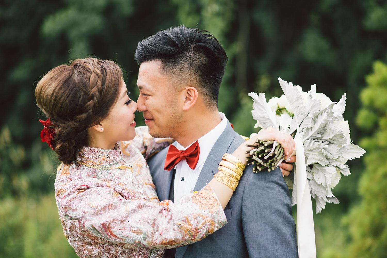 asian couple toronto wedding