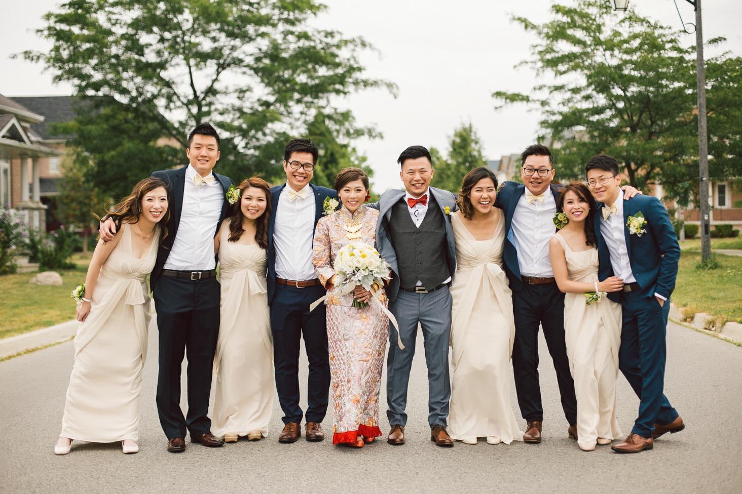 modern chinese wedding customs