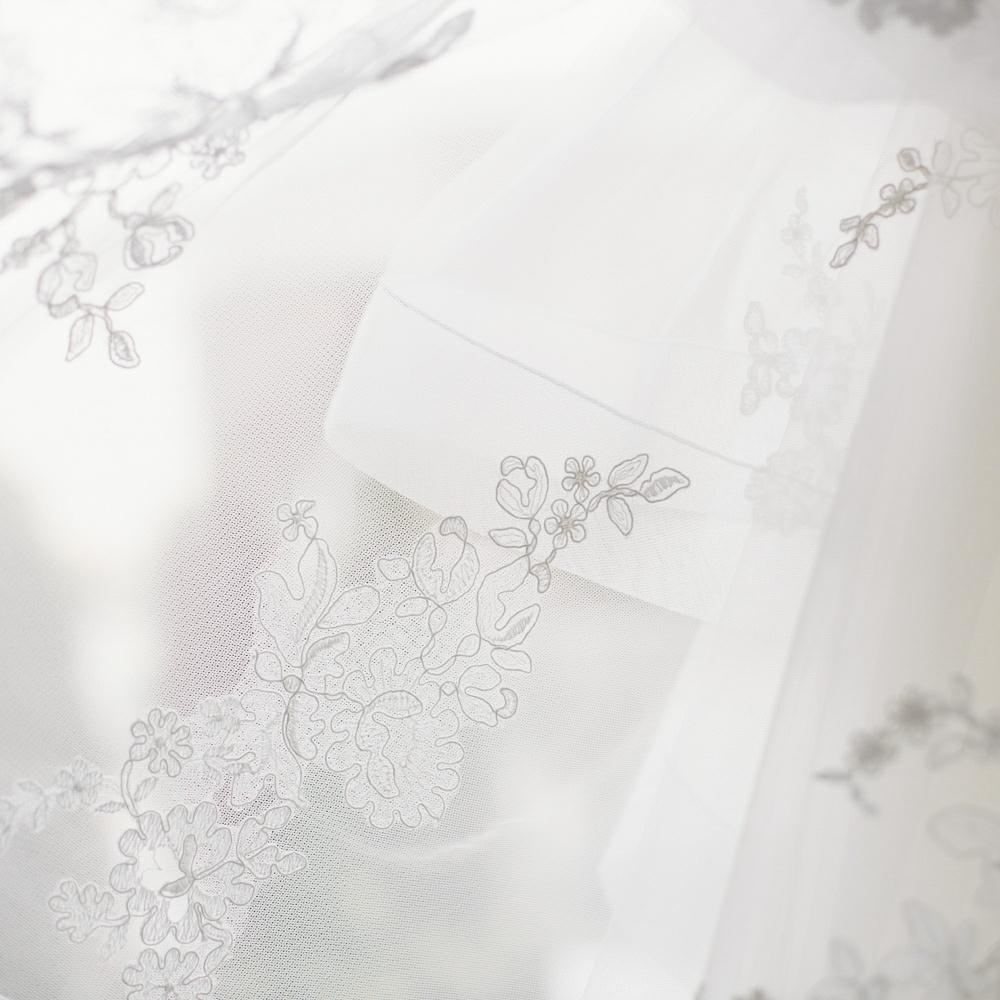 chinese wedding white dress