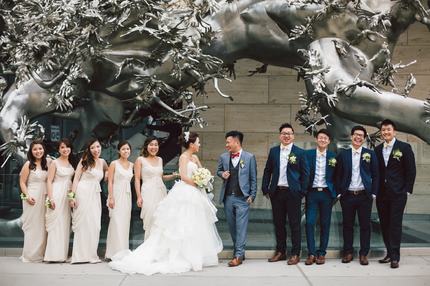 chinese bridal party toronto