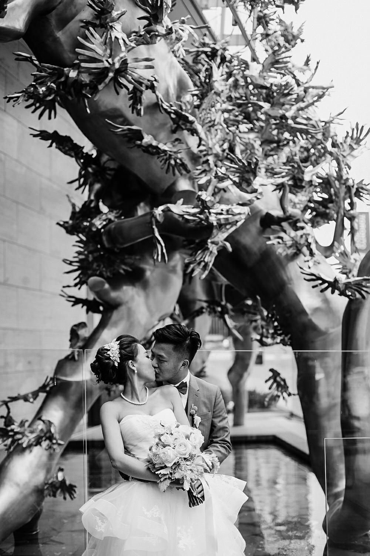 shangri-la wedding photos