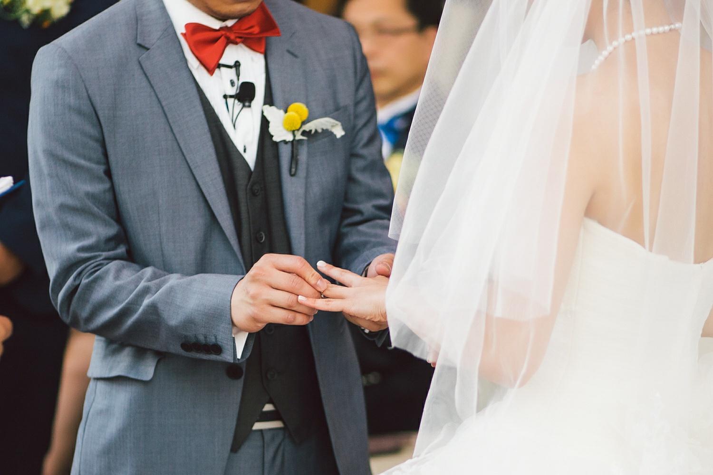 chinese wedding ring exchange