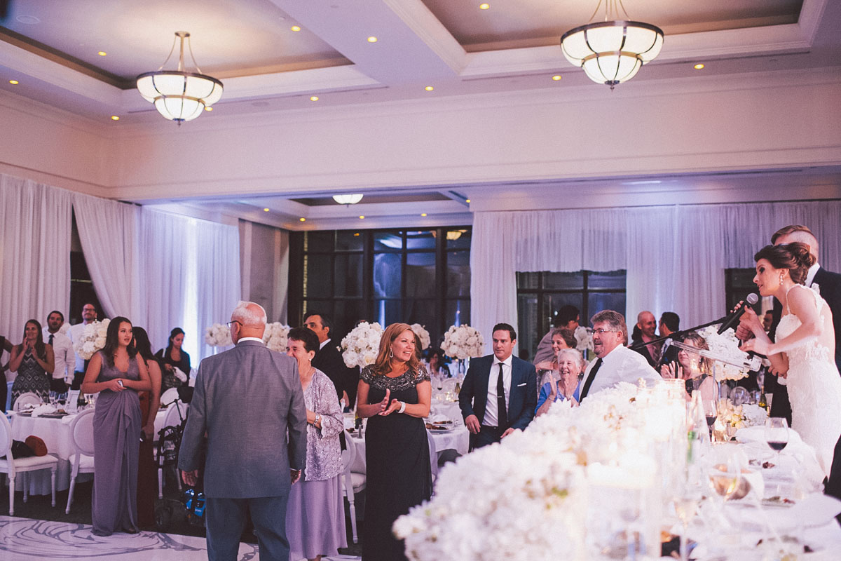 White Wedding theme toronto