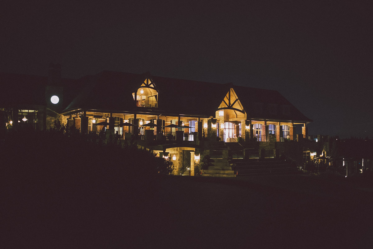 Eagle's Nest Golf Club at night