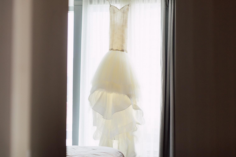 wedding gown toronto