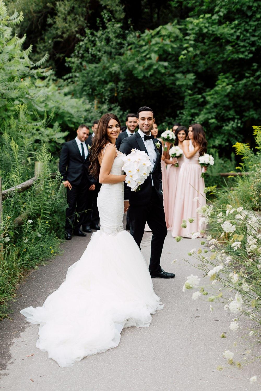 Four Seasons Wedding Toronto