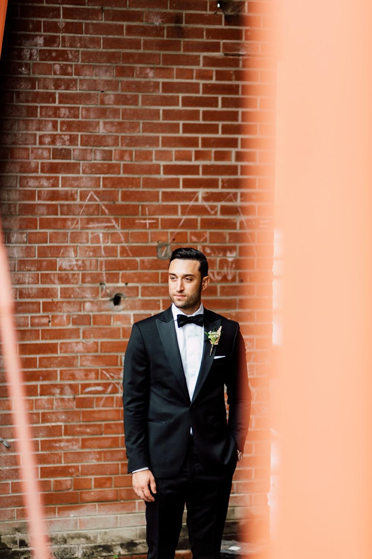 groom toronto wedding photography