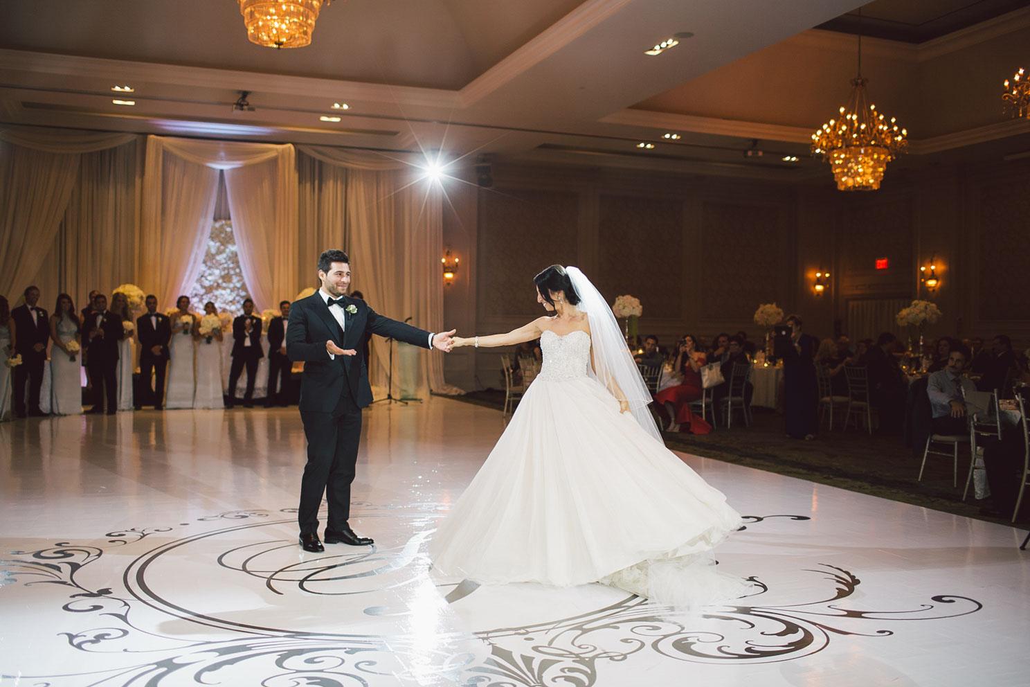 first dance hazelton manor