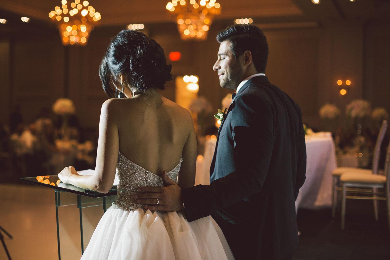 hazelton manor wedding speech