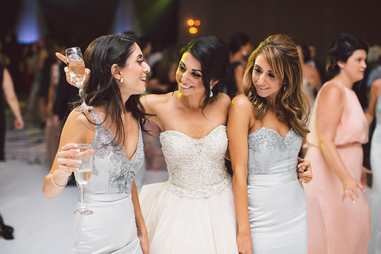 hazilton manor wedding party
