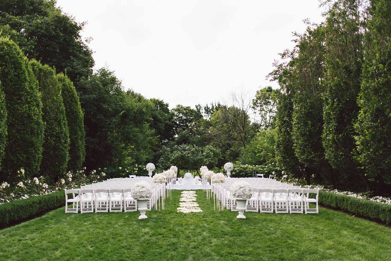 planning a wedding ceremony checklist