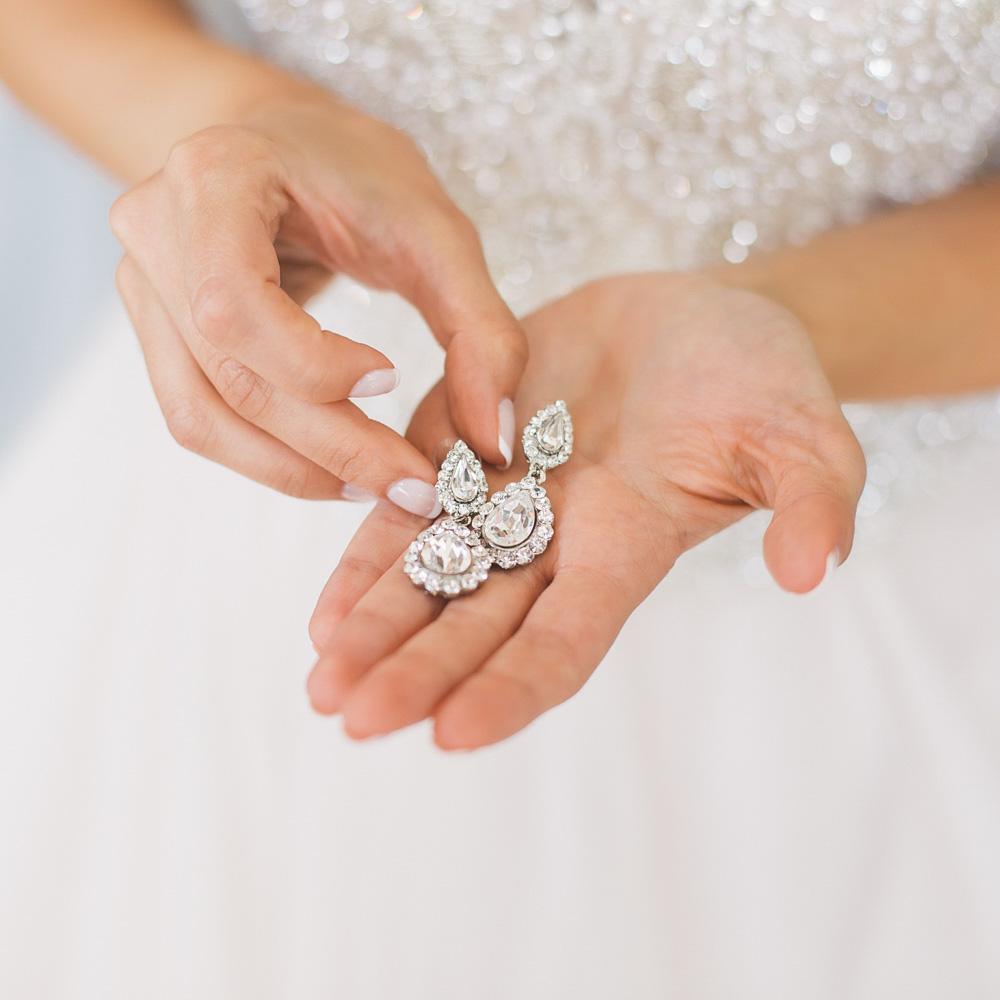 bride's detail photos