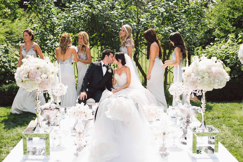 persian italian wedding ceremony