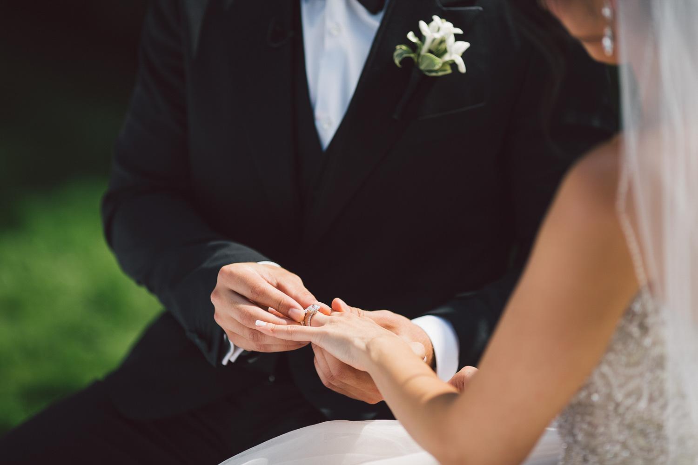 graydon hall wedding ceremony