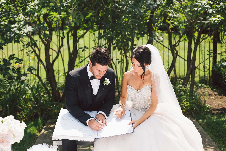wedding certificate idea