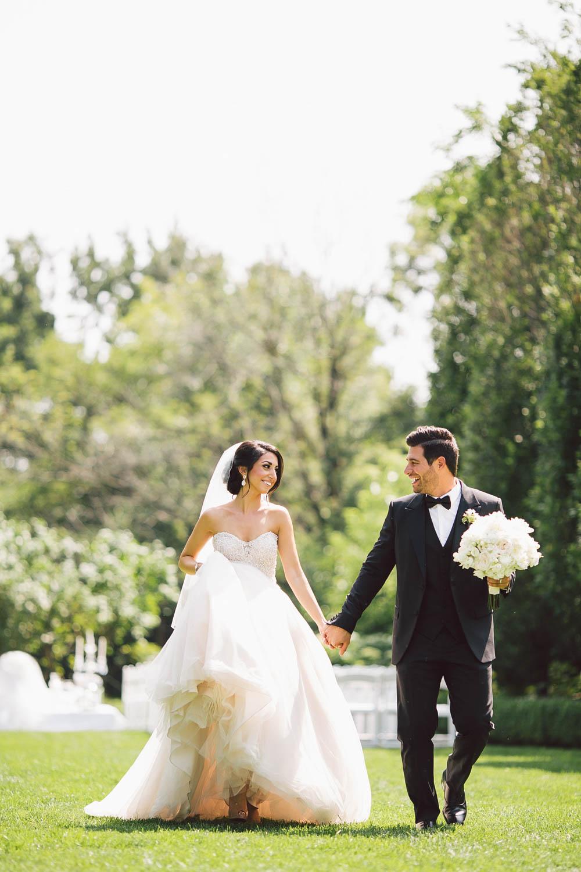 graydon hall wedding photo session