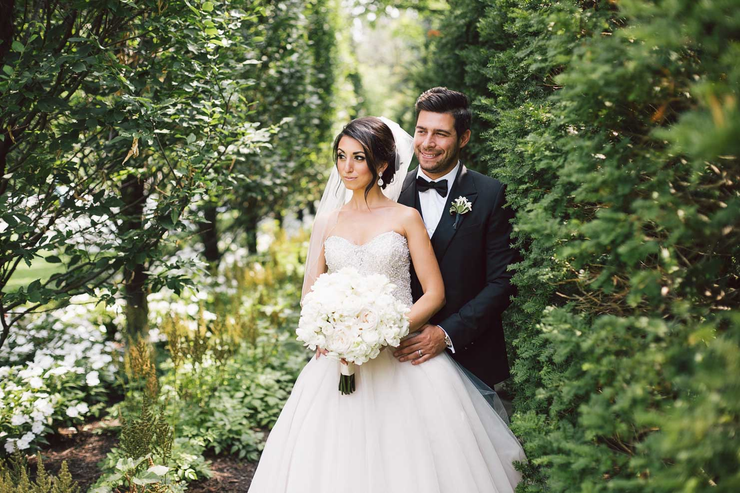 wedding at graydon hall manor