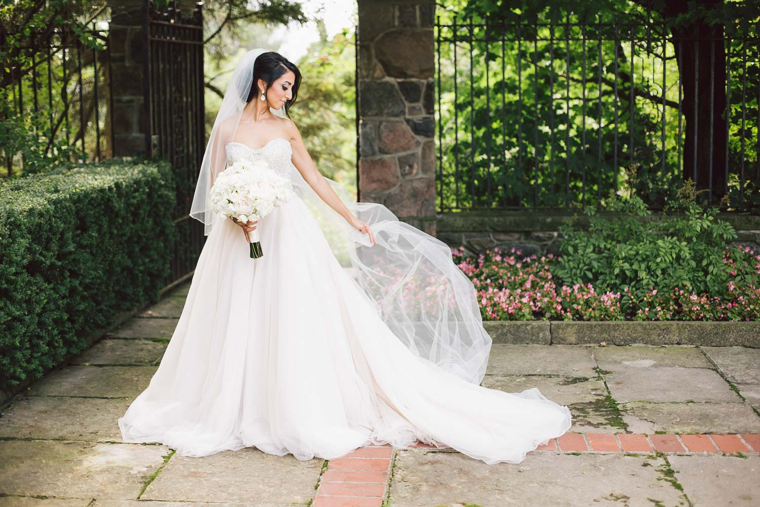 beautiful wedding dress toronto
