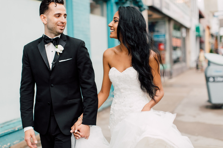 toronto downtown wedding