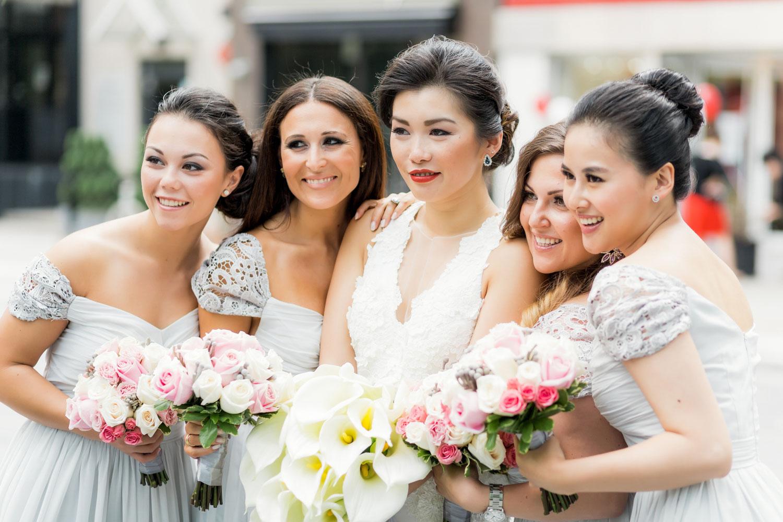 Reem Acra wedding gownes