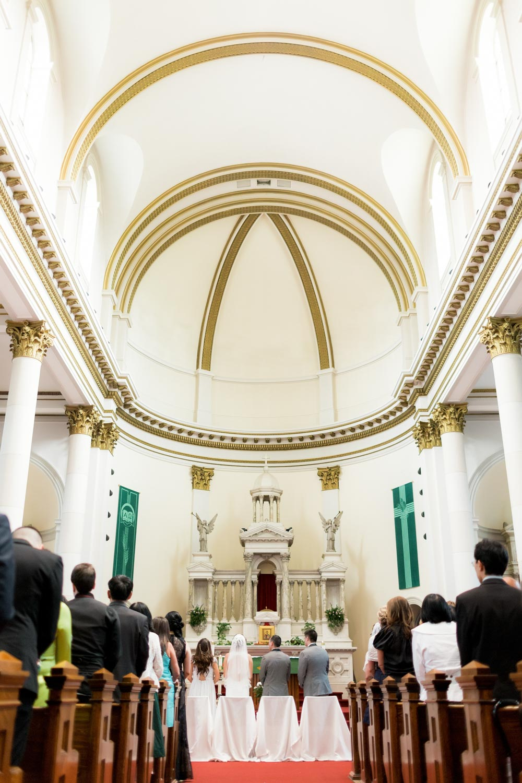 St. Anne's Parish Church overall shot