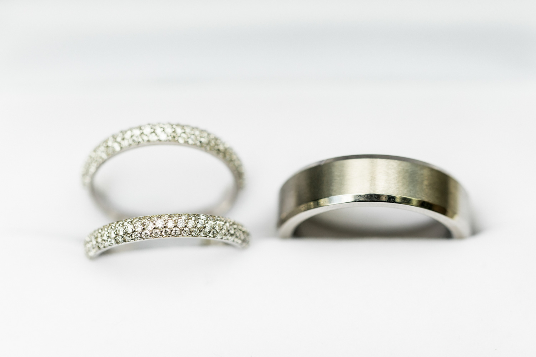 wedding bands by Mona Clara Jewellers