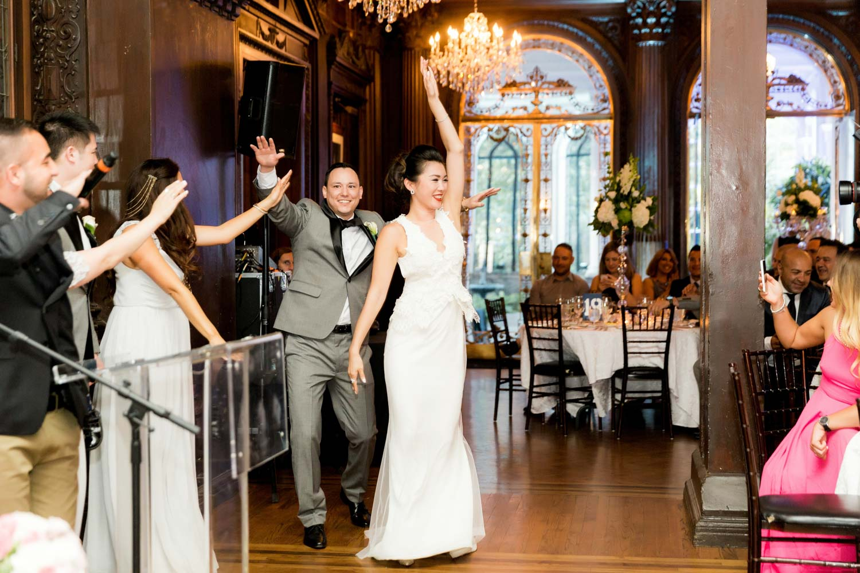 casa loma wedding party